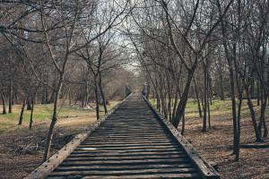 Abandon Railroad Line