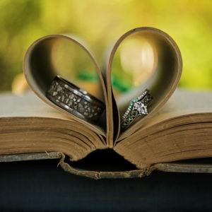 Wedding ring set- wedding details