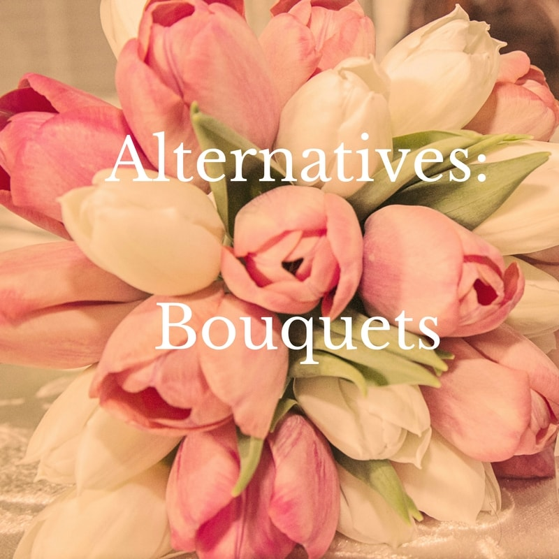 PHOTOS BY STEPHANIE FORNEY WEDDING PHOTOGRAPHER BOUQUET ALTERNATIVES NON-TRADITIONAL